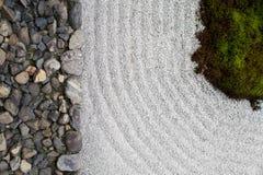 Zen Garden Fotografering för Bildbyråer
