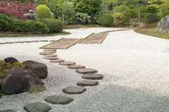 Zen Garden Royalty Free Stock Image
