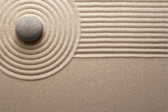 Zen garden stock photos