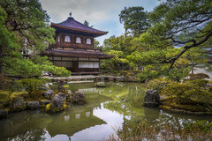 Zen Garden. Beautiful Zen Garden, Kyoto, Japan Stock Photography