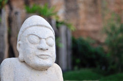 Zen Garden II. Objects which makes your garden zen like Royalty Free Stock Photos