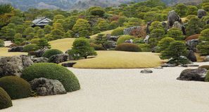 Zen garden Royalty Free Stock Image