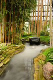 Zen garden of relaxation Royalty Free Stock Images