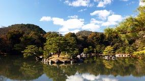 Zen garden. Taken in kyoto, Japan Royalty Free Stock Image