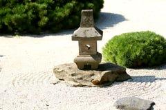 Zen-Garten Stockbild