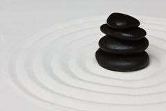 Zen-Garten Lizenzfreies Stockfoto