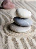 Zen-Garten Lizenzfreie Stockfotografie