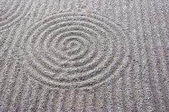 Zen giapponese del giardino Immagine Stock