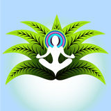 Zen Icon Royalty Free Stock Photo
