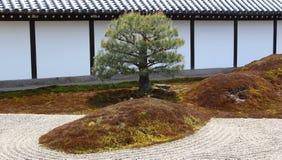 Zen japanese garden royalty free stock photo