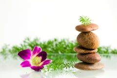 Zen kamień Fotografia Royalty Free