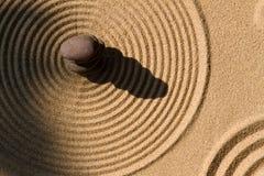 Zen kamień Zdjęcie Royalty Free