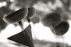Zen kuranty Fotografia Stock