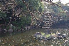 Zen landscape Stock Image