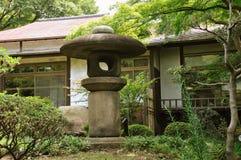 Zen lantern Royalty Free Stock Image