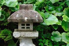 Zen lantern Royalty Free Stock Photo