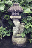 Zen lantern Royalty Free Stock Photos