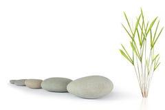 Zen-Leistung Lizenzfreie Stockfotografie