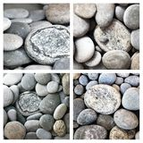 Zen-like pebbles Royalty Free Stock Photography