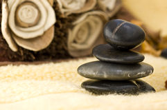 Zen like spa Royalty Free Stock Images