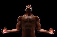 Zen Male #3 Stock Images