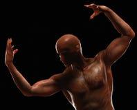 Zen Mannelijke #2 Stock Foto's