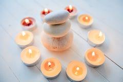 Zen Meditation Harmony Balance royalty-vrije stock foto's
