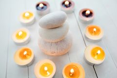 Zen Meditation Harmony Balance stock foto