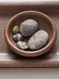 Zen Meditation Stones Foto de archivo