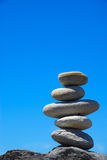 Zen naturale Immagini Stock Libere da Diritti
