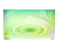 Zen Nature Background Stock Photo