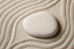 Zen ogród obrazy royalty free