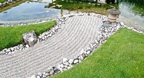 Zen ogród Obrazy Stock