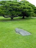 zen ogrodu Obrazy Stock