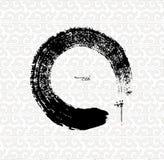 Zen okrąg royalty ilustracja
