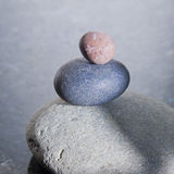 Zen Pebbles Royalty Free Stock Images