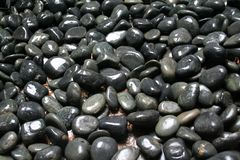Zen pebbles Stock Photos