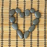 Zen pebbles Stock Photography