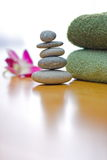 Zen pebbles Royalty Free Stock Photography