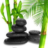 Zen pebbles. Stock Image