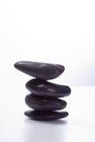 Zen-Pietre   Fotografie Stock