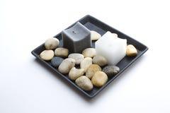 Zen plate Stock Image