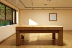 Zen pokój Obrazy Stock