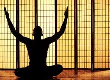 Zen relaks Fotografia Stock
