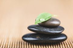 Zen and relax concept. stock image