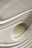 Zen Rock Garden Immagini Stock Libere da Diritti