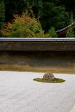 Zen Rock Garden Stock Photography