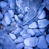 Zen Rocks Stock Foto's