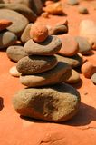 Zen Rocks Royalty Free Stock Image