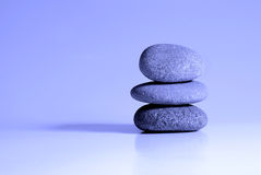 Zen Rocks Tranquility Royalty Free Stock Image